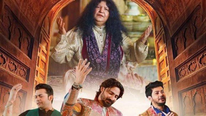 Abida Parveen and Raga Boyz Brings magical Fusion of old and new version 'Ghareeb Nawaz'