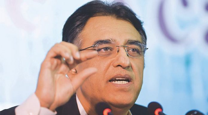 About 2.1 Million Coronavirus Vaccine Doses Are Carried Out, Asad Umar