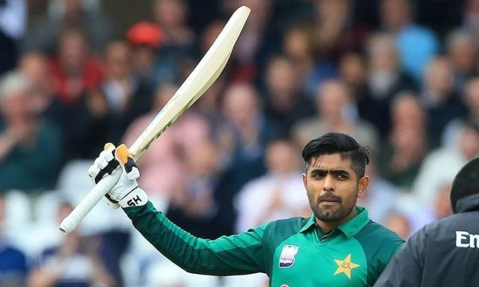 Babar Azam Becomes Fastest Batsman to Score 2000 T20I Runs