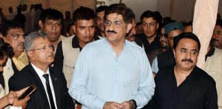 CM Murad Ali Shah suggestion for a two-week lockdown in the city