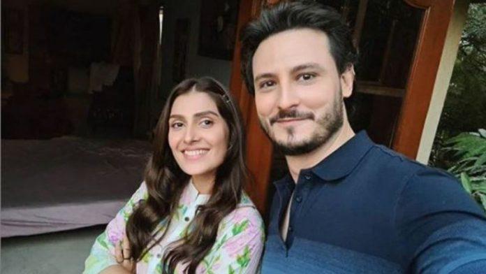Chupke Chupke is an Upcoming Serial of Ayeza Khan & Osman Khalid.