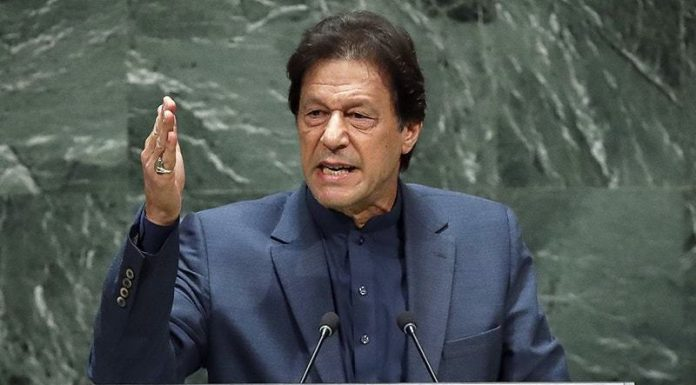 Creating Violence in Pakistan Won't Bring Any Impact on West | PM Khan