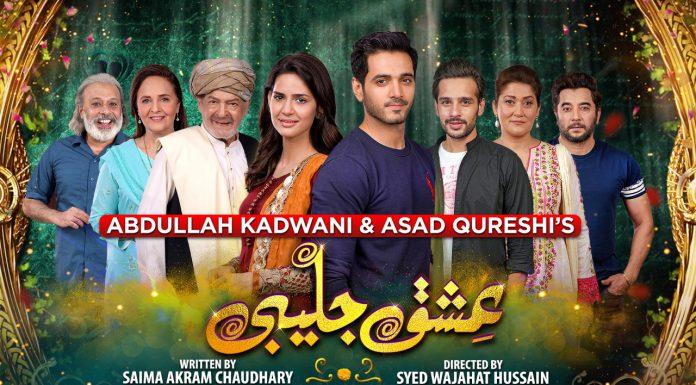 Ishq Jalebi Feels Like a Perfect Family Serial / Watch this Ramadan -