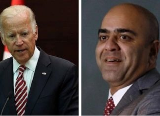 Zahid Quraishi, Pakistani-American nominated as a federal judge.
