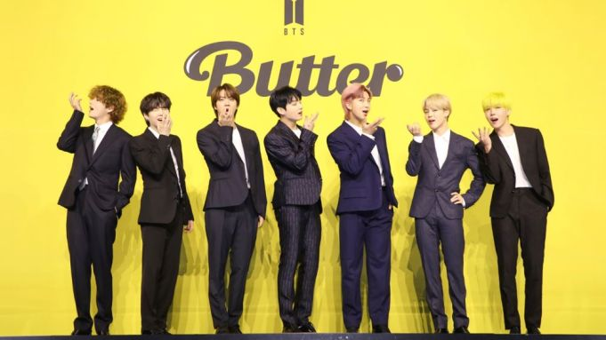 """BTS records """"Butter"""" Song with new music, Breaks Youtube Record"""