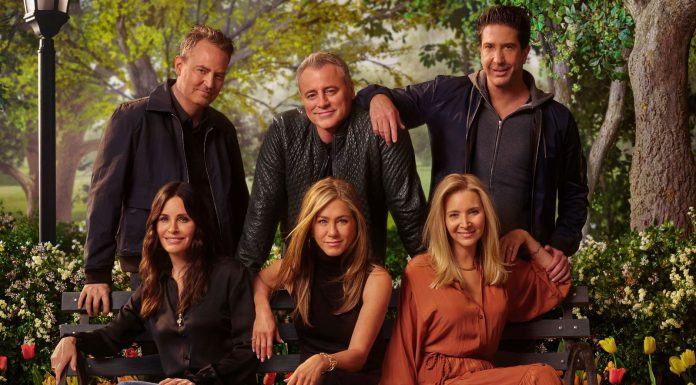 Friends - A Promising Reunion Happening after a 17-Year Break