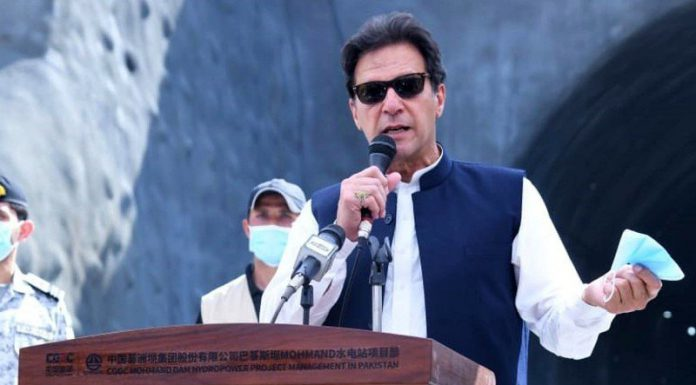 Pakistan Aims To Establish 10 Dams by 2028: PM Imran Khan
