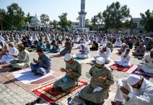 SOPs For Eid-ul-Fitr Prayers all over Pakistan - Issued by NCOC