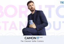 Camon 17 Series-Tecno Introduces New Selfie Phones in Tech Talk Show