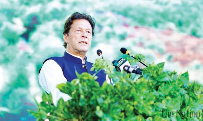 Imran Khan Urges Youth to Contribute in Tree Planting Program