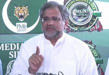 Shahid Khaqan, PTI Govt Alters the budget Figures to Cheat People