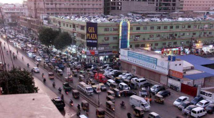 Karachi Lockdown, Exams postponed, travel is restricted