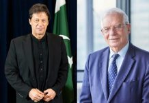 PM Imran Calls on EU For Support In Rehabilitation Of Afghan Refugees