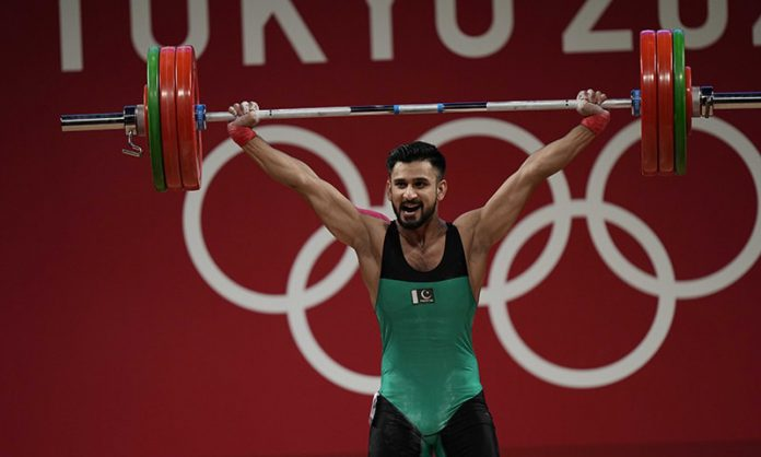 Talha Talib becomes a national hero due to performance in Tokyo Olympics