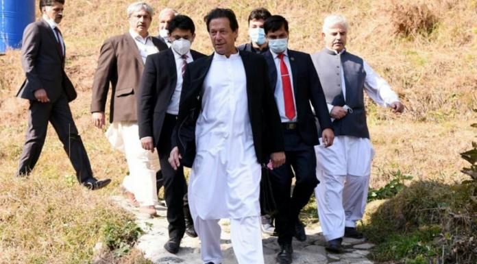 Will not go into any private event with protocol, declares PM Imran