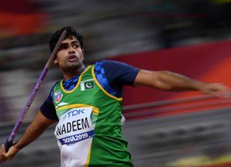 Arshad Nadeem javelin thrower: Pakistan's last hope in Olympics