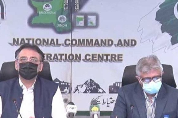 Asad Umar: Vaccination for citizens over 17 years begins on 1 September
