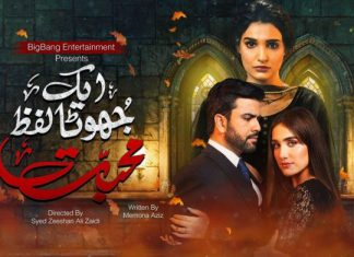 Junaid Khan All Set to Delight Viewers With Two New Drama Serials