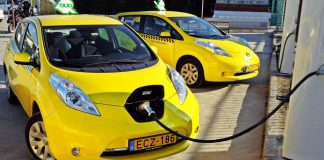 Pakistan Launches First Electric Taxi service In Islamabad.