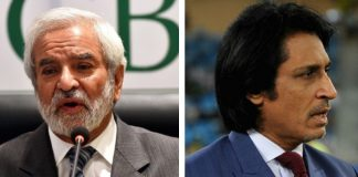 Ramiz Raja appoints as the new Chairman of the PCB.