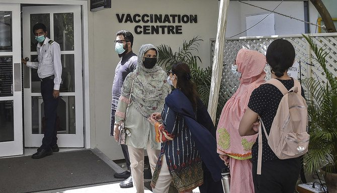 Sindh Govt asked to develop Covid vaccination centers at UC-Level.