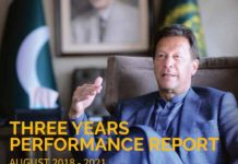 Three- years performance reports: PM to share govt success stories.
