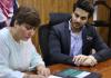 Ahsan Khan celebrity appointed NCRC Pakistan goodwill ambassador.