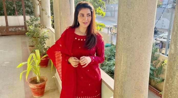 Areeba Habib: Upcoming drama Nehar highlight the issue of dowry