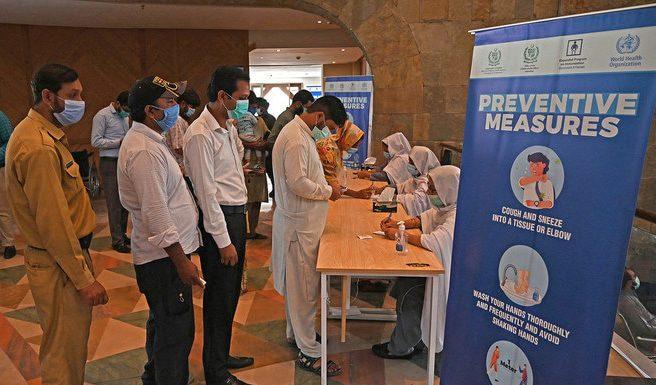 NCOC orders: Sindh Govt to Arrest Unvaccinated Citizens