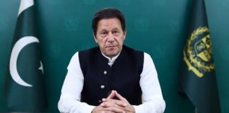 PM Imran Khan grieves the demise of PTI activist in the USA